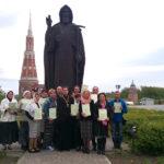 Выпуск серпуховского отделения библейско-богословских курсов 2017