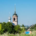Храм святых Бориса и Глеба в 2015 году © pmvd.info
