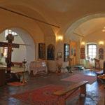 Внутреннее убранство Борисо-Глебского храма