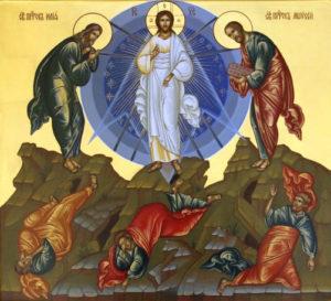 Преображение Господне. Икона праздника