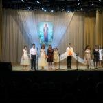 Выступление воспитанников Общеобразовательного частного учреждения «Школа-интернат «Абсолют».
