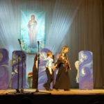 История Афонской святыни – Иверской иконы Богородицы.