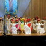Ребят школы «Восресенка» Никольского храма села Бутурлино.