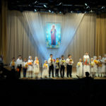 Дети воскресной школы «Встреча» Сретенского храма.
