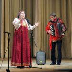 ВыступлениеДарьи Новиковой с концертмейстер Вячеславом Хайловым