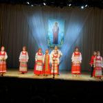 Выступление ансамбля «Забавушка».