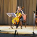Анна Щеголева (виолончель).