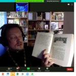 Участие в конференции о роли Церкви в годы войны настоятеля Спасского храма прот. Павла Колосова